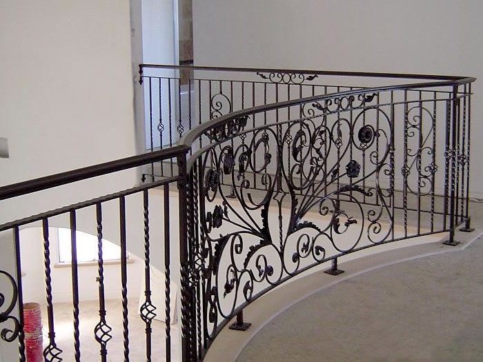 Wrought Iron Hand Rails Sacramento Custom Work